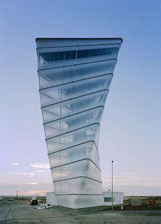 BBI-Info Tower in Berlin