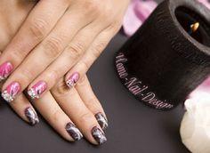 Home-nail-design - Beauté des ongles Rennes 35 - pose d'ongles faux à domicile et manucure- onglerie