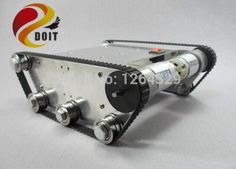 329 best diy electronic projects images on pinterest diy official doit tank car chassis crawler intelligent diy robot electronic toy tracked car for robot development solutioingenieria Image collections