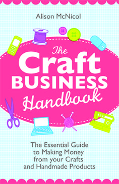 Pick Up Sticks Jewelry is interviewed in this great book by Alison McNicol!