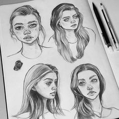 drawing sketches portrait quirky drawings swipe amazing eyebrows some pencil 2639