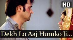 Dekh Lo Aaj Humko Ji Bhar Ke - Farooq Sheikh - Supriya Pathak - Bazaar S...