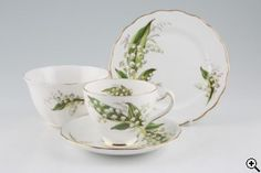 Lily of the Valley Side / Salad Plate