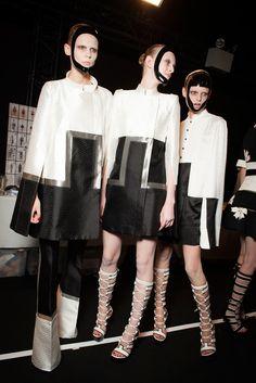 Alexander McQueen Spring 2015 Ready-to-Wear - Beauty - Gallery - Style.com