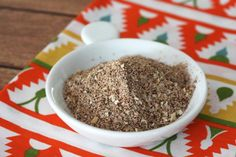 Easy Homemade Mixes, Flours, Seasonings, and Spice Blends