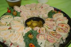 Outdoor Reception Food | wedding reception finger food ideas