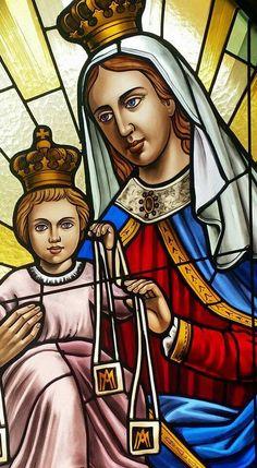 Madonna del Carmine di Pallagorio - Virgen del Carmen, escucha nuestra oración…