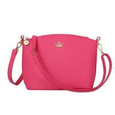 casual small imperial crown candy color handbags new fashion clutches ladies party purse women crossbody shoulder messenger bags Small Crossbody Bag, Crossbody Shoulder Bag, Leather Shoulder Bag, Shoulder Bags, Shoulder Handbags, Shoulder Strap, Imperial Crown, The Ordinary, Purses And Handbags