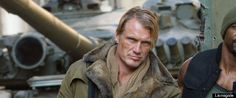 Expendables 2 Dolph Lundgren Talks He-Man and Ivan Drago!!!
