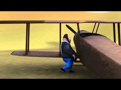 Animatie realizata in Blender 3d
