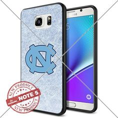 NEW North Carolina Tar Heels Logo NCAA #1382 Samsung Note5 Black Case Smartphone Case Cover Collector TPU Rubber original by WADE CASE [Ice] WADE CASE http://www.amazon.com/dp/B017KVLQU4/ref=cm_sw_r_pi_dp_wSZywb0KW8FEP