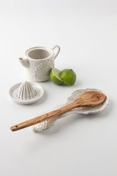 Spotless Juicer & Spoon Rest