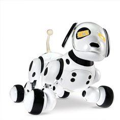 'Zoomer' Dalmation Robotic Dog Toy