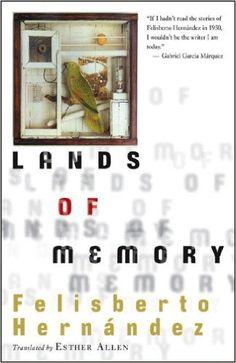 Lands of Memory (New Directions Paperbook): Felisberto Hernández, Esther Allen: 9780811217538: Amazon.com: Books