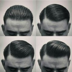 Greaser Hair For Men – 40 rebellische Rockabilly-Frisuren - Rockabilly Style Hair Hair And Beard Styles, Short Hair Styles, Braid Styles, Male Grooming, Boy Hairstyles, Retro Hairstyles, 1950s Hairstyles For Men, Mens Rockabilly Hairstyles, Greaser Hairstyle