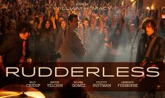 #Rudderless   We wondered and hoped, would we make the final cut?