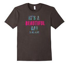 Men's It's A Beautiful Day T-Shirt Graphic Tee Shirt Smal... http://www.amazon.com/dp/B01D5O03BI/ref=cm_sw_r_pi_dp_JNYhxb1E60HEK