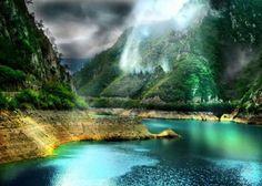 Piva Canyon by Shohunkin