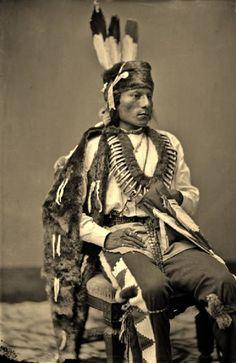 Che-wakoo-ka-ti (Black Fox), son of Black Bear, Pawnee. Photo by William Henry Jackson, 1877 Native American Images, Native American Beauty, Native American Tribes, Native American History, American Indians, Sioux, Eskimo, Native Indian, Before Us
