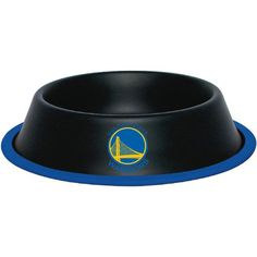 Hunter NBA Golden State Warriors Black Gloss Pet Bowl *** Want to know more, click on the image. (This is an affiliate link) #DogFoods