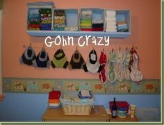 cloth diaper storage ideas (videos!) and huge PHOTOBOMB LOL - BabyCenter