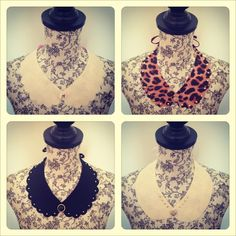 Loving the leopard one!
