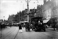Broad Street in Reading 1907