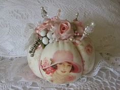 Gorgeous little Pin Cushion