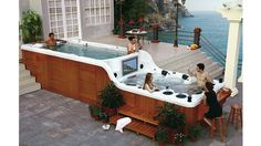 Luxe 8000 Hot Tub