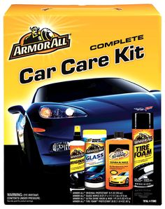 Amazon Armor All 78452 National Car Care Kit Automotive