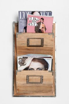 Waiting Room Magazine RackWaiting Room Magazine Rack