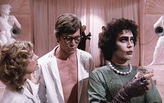 Having Some Fun — dontdreamitbehim:   The Rocky Horror Picture Show...