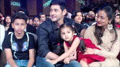 Prince Mahesh Babu with His Lovely family Enjoying Holidya
