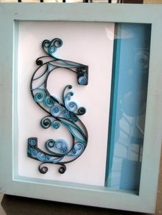 Laura Thoughts: Quilling