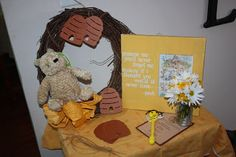 Christy: Winnie the Pooh Baby Shower