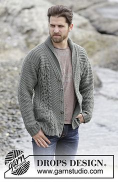 Finley Cardigan • Free pattern from Ravelry