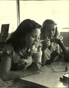 Teenage Twins,1947.
