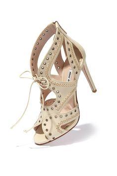 Miu Miu heels.