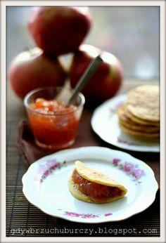 Gdy w brzuchu burczy... : Placki śniadaniowe z kaszy jaglanej
