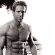 The ULTIMATE, Ryan Reynolds Six Pack Abs Workout - I'm not really going to do this, I just like to look at him ;)