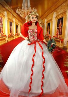 OOAK Holiday Barbie