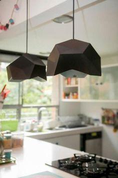 Ceramic lamps @Luis Bernal medeliin