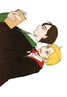 Thor & Loki    Harry Potter Crosover    Cr: 시홋