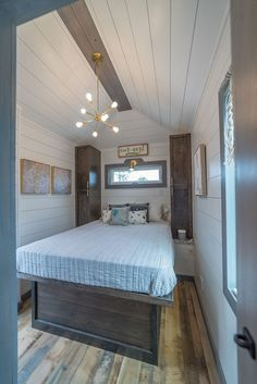 330 Sq. Ft. Henderson Tiny House on Wheels by Movable Roots