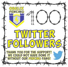 700 Twitter followers! (insert happy dance here!) Now I know what you are thinking!?!?! What are we doing to grow our twitter following so quickly? Well, to be honest, we are working it! #workitbaby #briningintheleads Yes, I know we are on leave and not working, but that does not mean that our twitter is not going off!!!! :) If you are not there already then you have to pop past and see what has been happening on Twitter! :) @ObelixF Thank you to every single one of you! Gate Motors, Twitter Followers, Follow Us On Twitter, Happy Dance, Social Media Design, Say Hi, Fencing, Shout Out, Suddenly