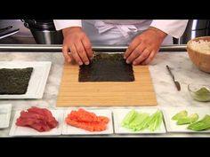 Metro Hobim Mutfak I Uzak Doğu Mutfağının Klasiği Olan 'Sushi' Yapımı - YouTube