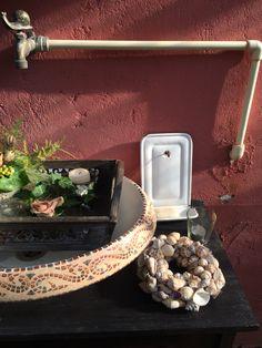 ❤️ Gartenwaschbecken