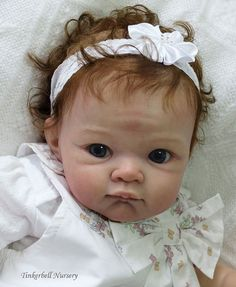Poppet by Adrie Stoete - In Stock now - Online Store - City of Reborn Angels Supplier of Reborn Doll Kits and Supplies