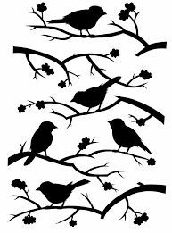 Image result for bird black and white drawing