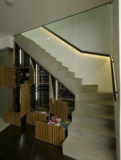 Stair use
